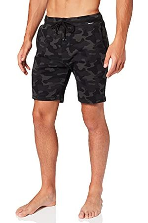 Skiny Sloungewear joggingbroek voor heren, korte sportbroek