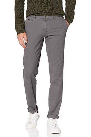 Brax Heren Style Fabio in Hiflex Chino Flatfront Casual Modern Fit Broek, , 46W x 32L