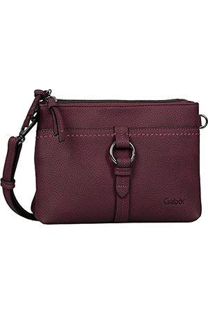 Gabor Dames Daniela Cross Bag S, S, dark red, Small