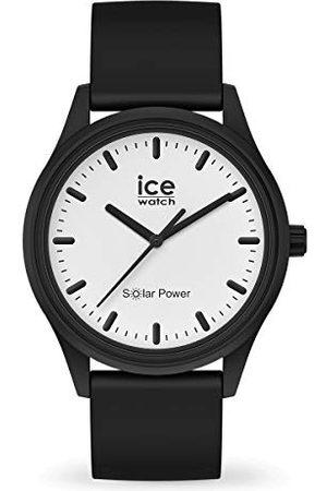 Ice-Watch ICE solar power Moon - unisekshorloge met siliconen armband - 017763 (Maat M)