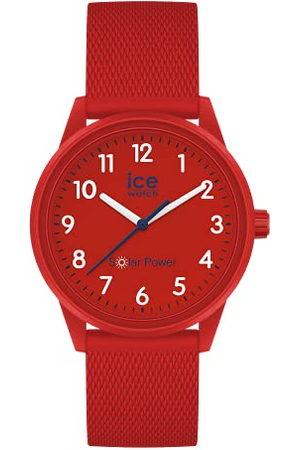 Ice-Watch Analoog kwartshorloge voor jongens, met siliconen armband 018481