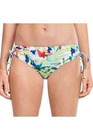 Schiesser Bikinibroek voor dames, hoge taille, bikinibroekje, 1, 42 NL