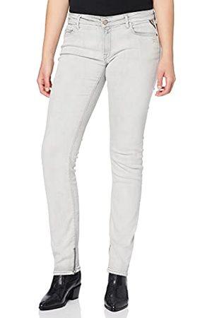 Replay Luz Ankle Zip Skinny jeans voor dames