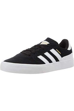 adidas Busenitz Vulc II Running Shoe voor heren, Core Black Ftwr White Gum4, 42 2/3 EU