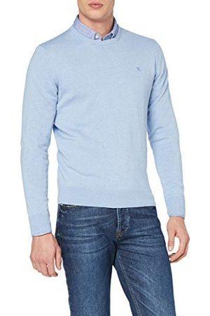 Hackett Heren pullover Cotton Silk Crew