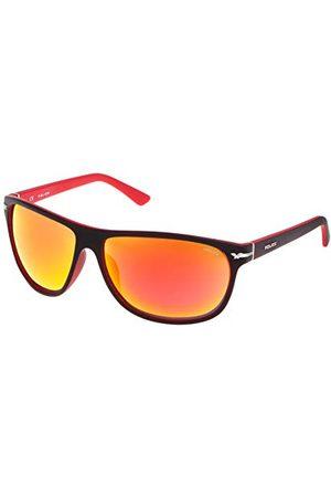 Police Unisex volwassenen S1958M64NVBR zonnebril, (Morado), 64