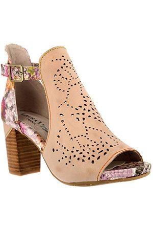 LAURA VITA 0002344, open sandalen met sleehak Dames 38 EU