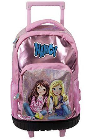 Nancy 700016027 Premium schoolrugzak, 3 jaar, unisex, kinderen, roze