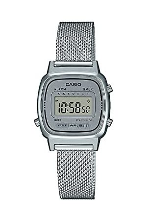 Casio Horloge LA670WEM-7EF, , één maat