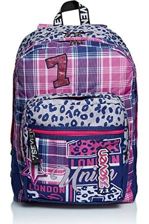 Seven for all Mankind Rugzak Outsize - Cheer Girl - violet
