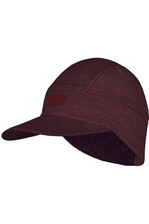 Buff Uniseks Volwassene 124120.632.10.00 PACK Merino WOOL FLEECE CAP MAROON, geen