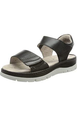 Jana 100% comfort 8-8-28401-26, sandalette dames 37 EU Weit