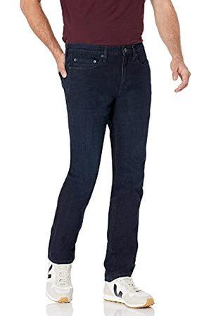 Amazon Slim-Fit Stretch Jean Blue Overdyed, 29W x 34L