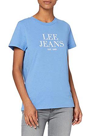Lee Graphic Tee T-shirt voor dames.