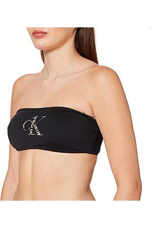 Calvin Klein Dames rechte Bandeau-rp Bikini Top