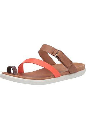 Ecco 209203, Simpil sandaal dames 40 EU
