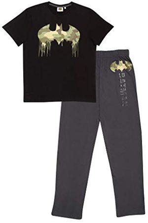 Popgear Pyjama voor heren, lange pyjama's - - XL