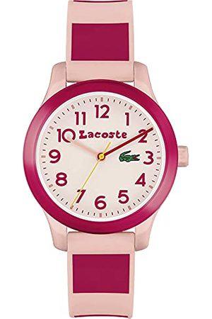 Lacoste Analoge kwartshorloge voor meisjes met siliconen armband 2030034