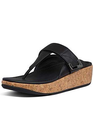 FitFlop Dames Remi Adjustable Toe-thongs platte sandalen