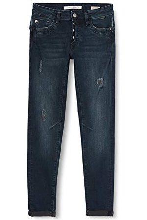 Mavi Lexy Jeans voor dames, Diepe verharde glam, 26W x 27L