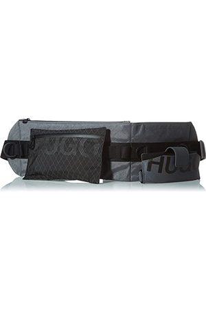 HUGO BOSS Heren Cybon_Belt Bag schoudertas, Dark Grey21, ONESI