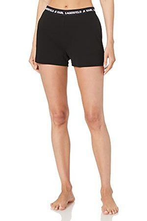 Karl Lagerfeld Dames Logo Pyjama Shorts Pajama Bottom