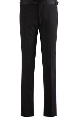 SOC13TY Heren Pantalons - Smoking Pantalon Heren Wol