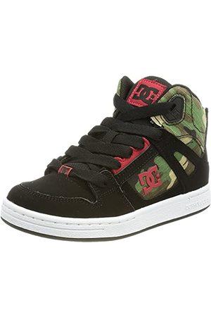 DC ADBS100242-bcm, Sneaker Jongens 31 EU