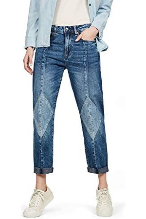 G-Star Dames 3301-l Mid Waist Boyfriend Jeans