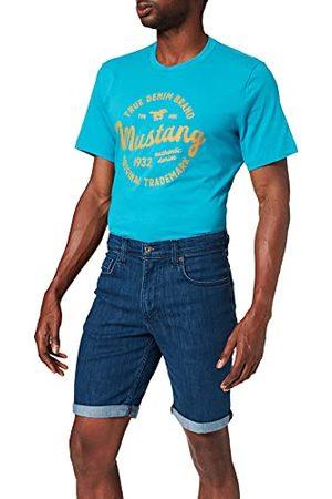 Mustang Washington jeansshorts voor heren.
