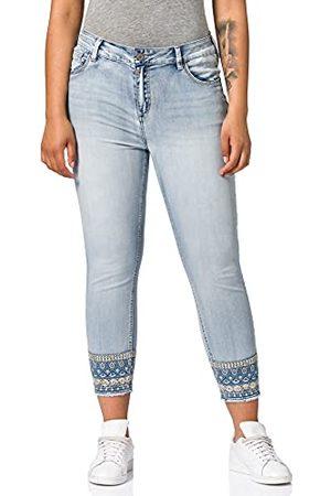 Timezone Aleenatz Cropped jeans voor dames