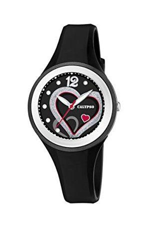 Calypso Analoog kwartshorloge voor dames met kunststof armband K5751/4