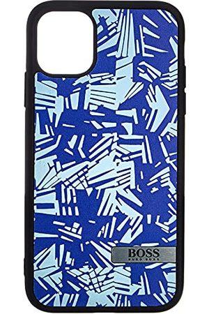 HUGO BOSS Pcover_Palm Phone Case, Medium Blue428, 8 EU