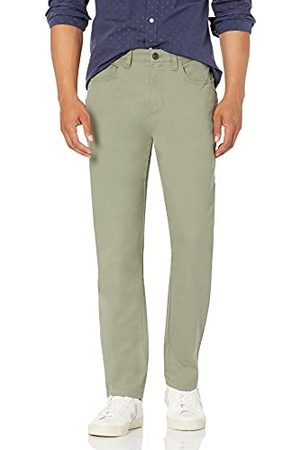 Goodthreads Straight-fit 5-pocket Chino Pant Casual, Vermoeidheid, 34W x 29L