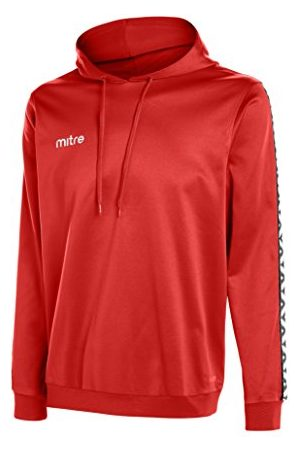 Mitre Kid's Delta Poly Voetbal Training Hoodie