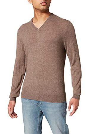 Hackett Heren pullover Wool Silk Cash V Hackett heren pullover wol zijde cash V
