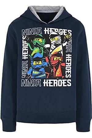 LEGO Wear Ninjago Jungen Hoodie Hoodie Sweatshirt met capuchon