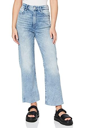 G-Star Raw Dames Jeans Tedie Ultra High Straight Rp Ankle Wmn