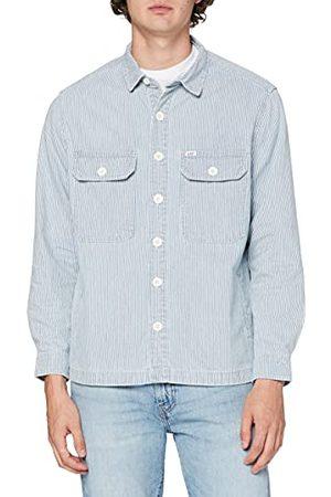 Lee Workwear Overshirt Heren Jeans Shirt