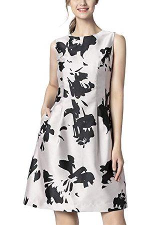 Apart Jacquard jurk voor dames
