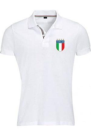 Italia Poloshirt voor heren - - XXX-Large