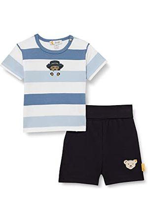 Steiff Jongens Setjes - Baby jongens set broek + T-shirt
