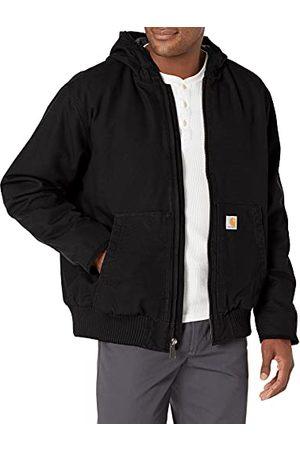 Carhartt Heren Duck Active Jacket Work Utility Bovenkleding - - M