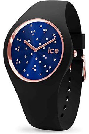 Ice-Watch ICE cosmos Star Deep blue - dameshorloge met siliconen armband - 016298 (Maat S)