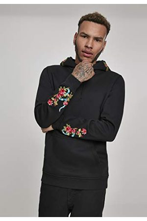 Mister Tee Heren capuchon Flowers Embroidery
