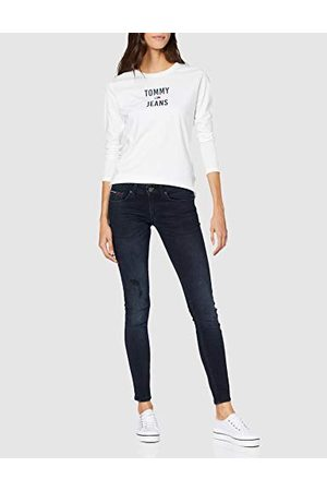 Tommy Hilfiger Dames Low Rise Skinny Sophie Cpt Straight Jeans
