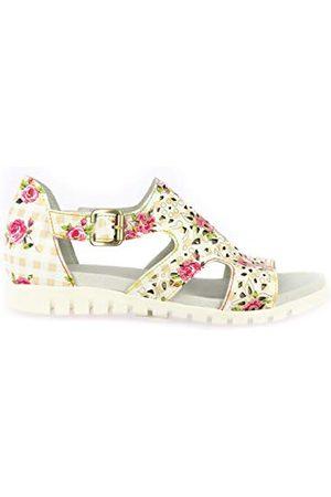 LAURA VITA 0002445, open sandalen met sleehak Dames 39 EU