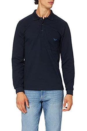 Trigema Dames Lange mouw - Poloshirt met lange mouwen voor dames, (046), 5XL