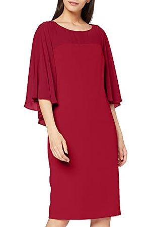 Gina Bacconi Crêpe en chiffon jurk voor dames