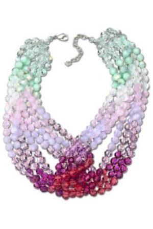 Swarovski Halsketting dames Glamour Mint 42 cm 1084443